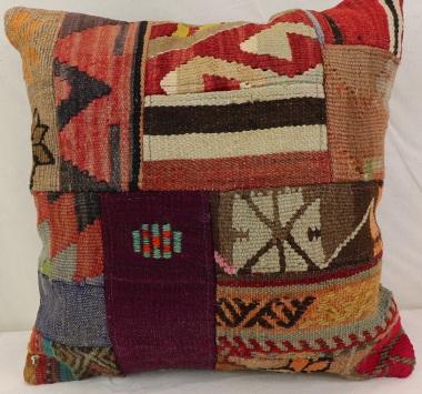 L642 Moroccan Kilim Cushion Cover