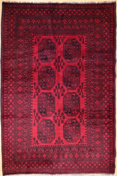 R5767 New Afghan Rug