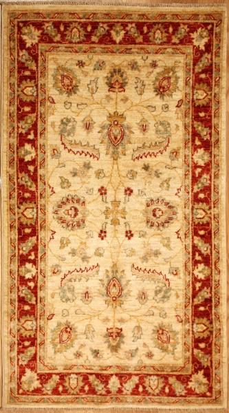 R6655 New Afghan Rug
