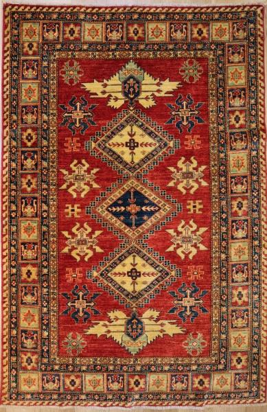 R6704 New Caucasian Kazak Rug