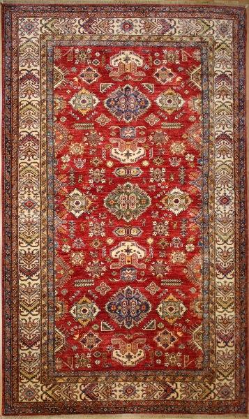 R8840 New Handmade Kazak Rug