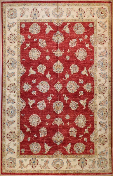 R6301 New Persian Ziegler Carpet