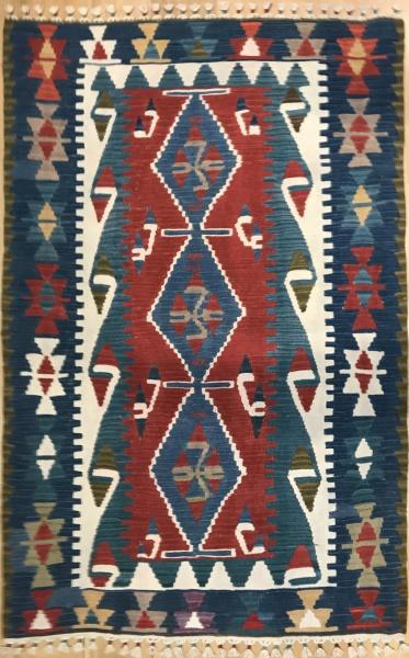 R8254 New Turkish Kilim Rugs