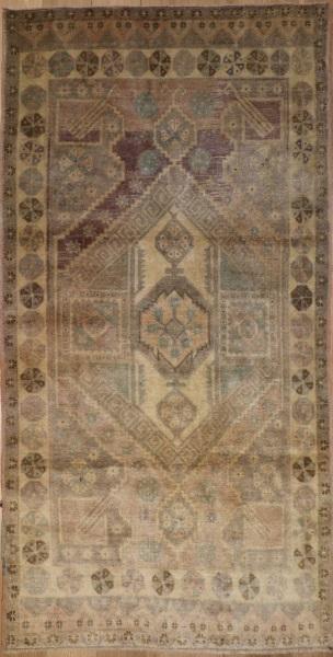 R4416 Old Turkish Carpet