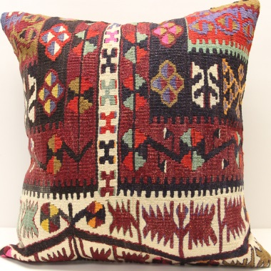 L640 Oriental Kilim Cushion Covers