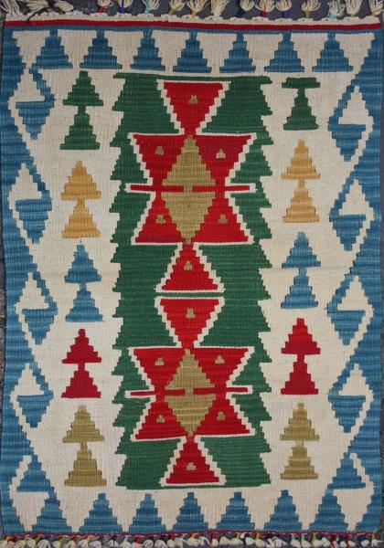 R5671 Oriental Kilim Rug