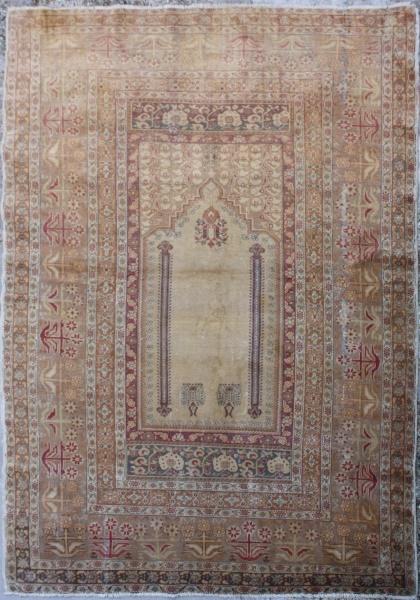 R5150 Antique Oriental Pandirma Rug