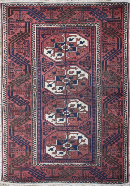 F714 Persian Baluch Rug
