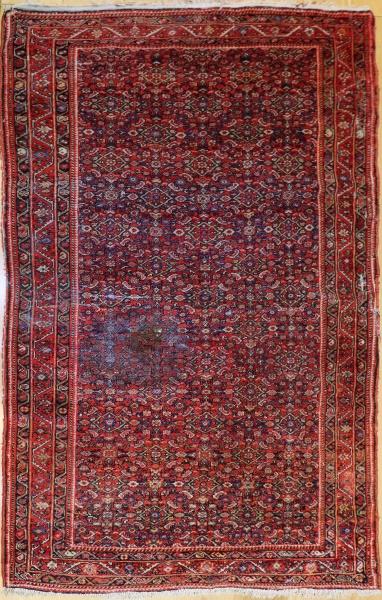 R4505 Persian Hamadan Rug