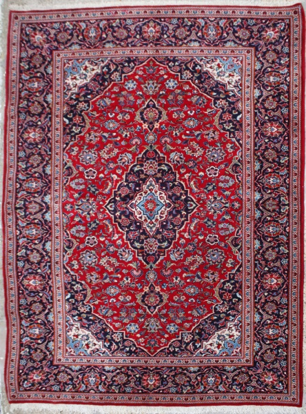 Persian Kashan Carpet R5996