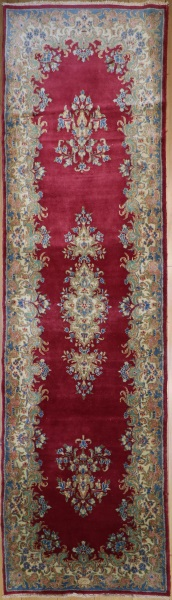 R3240 Persian Kerman Carpet Runner