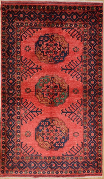 R7459 Persian Khal Mohammadi Carpet