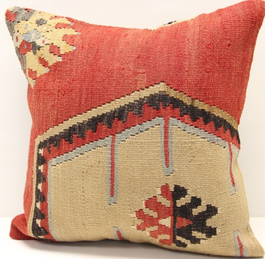 M345 Persian Kilim Cushion Cover