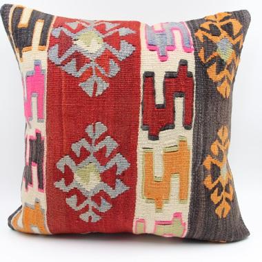 L488 Persian Kilim Cushion Cover