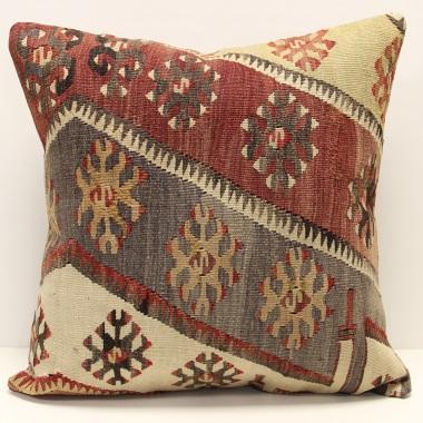Persian Kilim Cushion Cover L572
