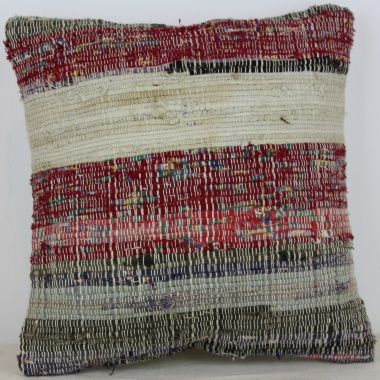 Persian Kilim Cushion Cover S414