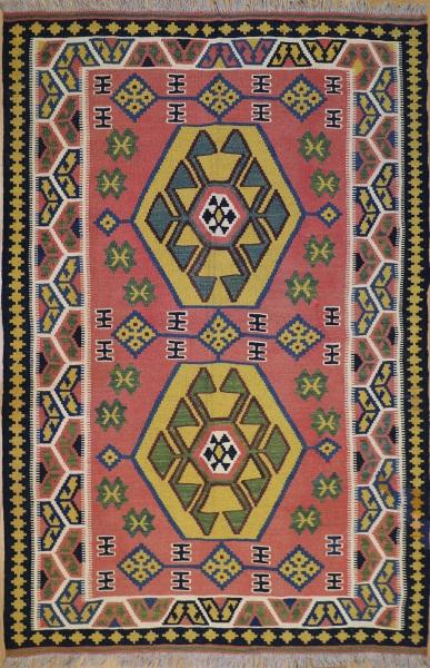 R6946 Persian Kilim Rug