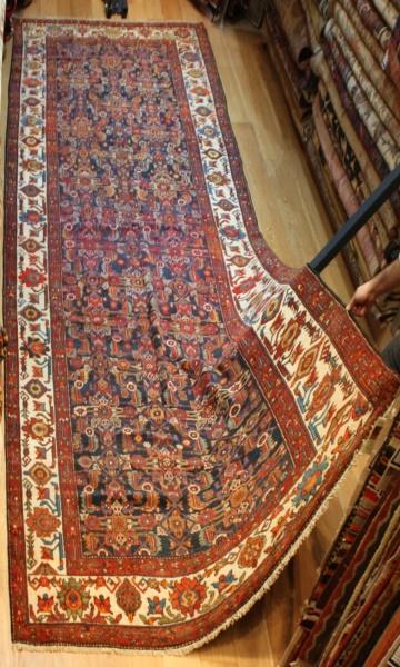 Persian Malayer Carpet Runner R6921