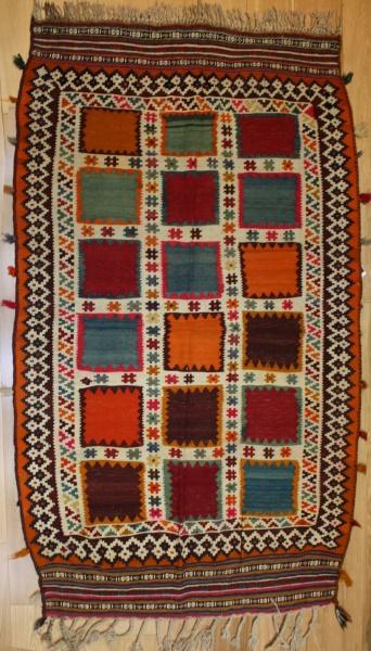 R9041 Persian Qashqai Kilim Rugs