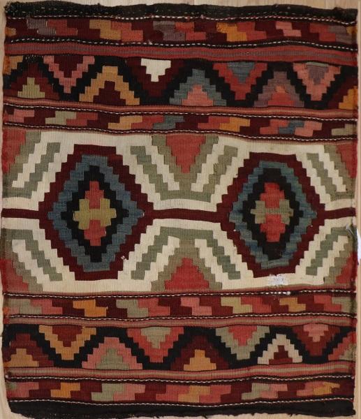R8351 Persian Sahshavan Kilim Rugs
