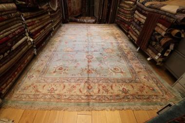 R2974 Persian Tabriz Carpet