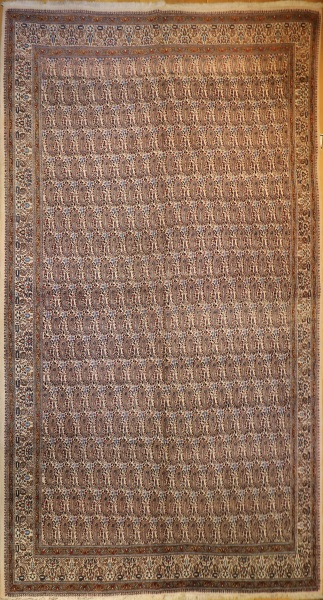 R5755 Persian Tabriz Carpet