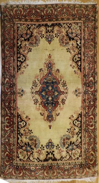R9033 Persian Tabriz Rug