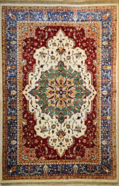 R9347 Persian Ziegler Carpet