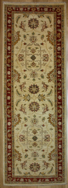 Persian Ziegler Carpet Runner R7547