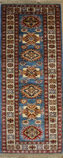 R8289 Gorgeous Caucasian Kazak Carpet Runners