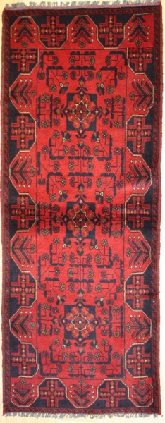 R8428 Persian Handmade Carpet Runners