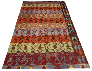 R8942 Rug Store Beautiful Vintage Turkish Kilim Rugs