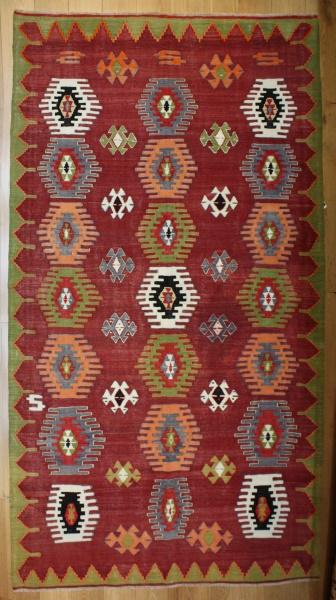 R8151 Rug Store Beautiful Vintage Turkish Kilim Rugs