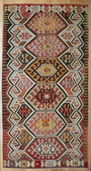 R8153 Rug Store Beautiful Vintage Turkish Kilim Rugs
