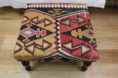 R4527 Rug Store Kilim Stool Tables