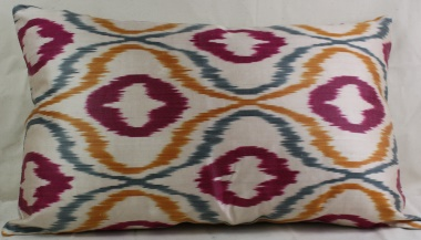 i62 Rug Store Silk Ikat Cushion Pillow Covers