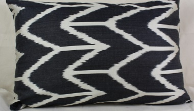 i68 Rug Store Silk Ikat Cushion Pillow Covers