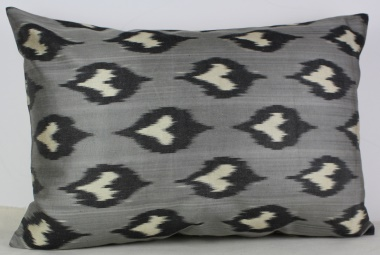i73 Rug Store Silk Ikat Cushion Pillow Covers