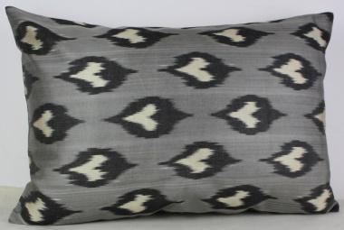 i73 Rug Store Silk Ikat Cushion Pillow Covers