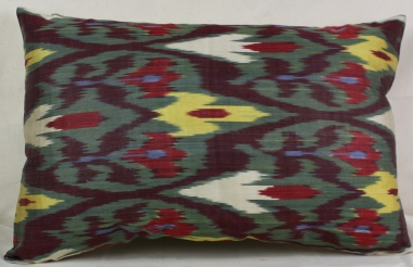 i75 Rug Store Silk Ikat Cushion Pillow Covers