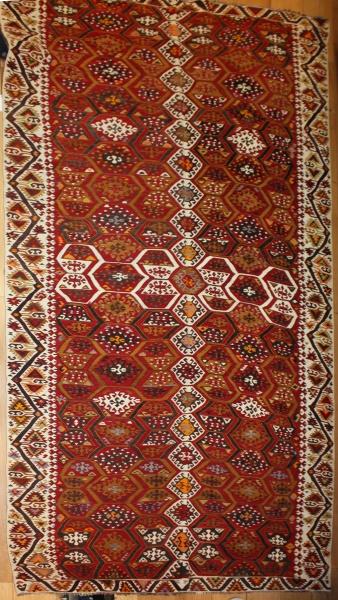 R8030 Rug Store Vintage Turkish Kilim Rug