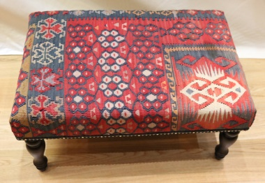 R7023 Rugstoreonline Kilim Tables Stool