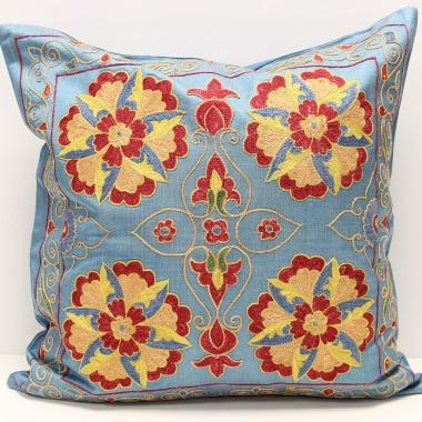 C8 Silk Cushion Pillow Cover