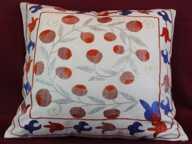 C22 Silk Cushion Pillow Cover