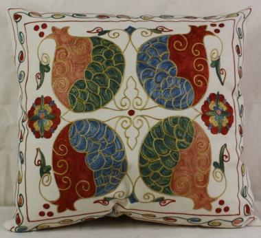 C63 Silk Cushion Pillow Cover