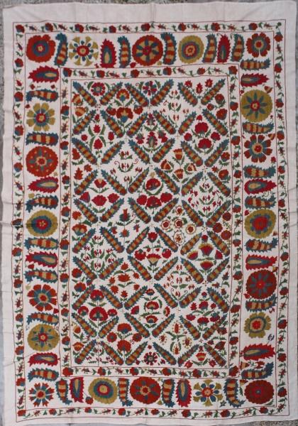 R4886 Silk Suzani