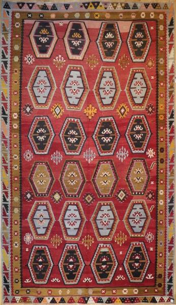 R7094 Sivas Sarkisla Kilim