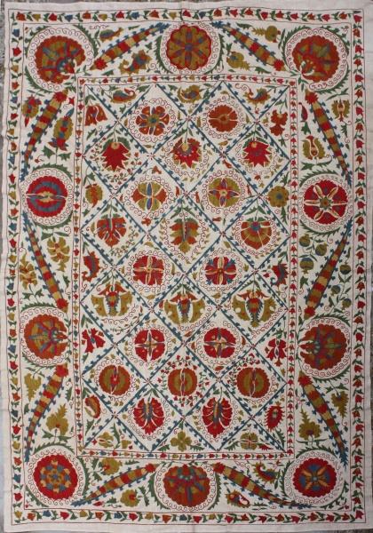 R4883 Suzani Embroidery