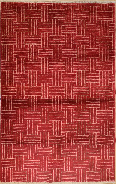 R8660 Traditional Afghan Rug