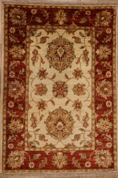R8666 Traditional Afghan Rug